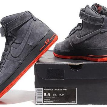 DCCKBE6 Nike Air Force 1 Low AF1 Black For Women Men Running Sport Casual Shoes Sneakers