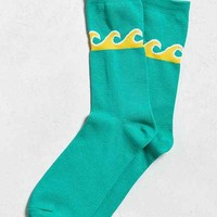 Waves Sock