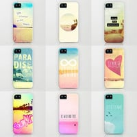 Summer Memories Cases by M Studio - SOLD SEPARATELY - iPhone 3G, 3GS, 4, 4S, 5/iPod Touch 5/Galaxy S4