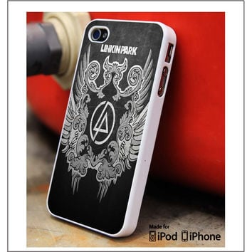 Linkin Park Wings iPhone 4s iPhone 5 iPhone 5s iPhone 6 case, Galaxy S3 Galaxy S4 Galaxy S5 Note 3 Note 4 case, iPod 4 5 Case