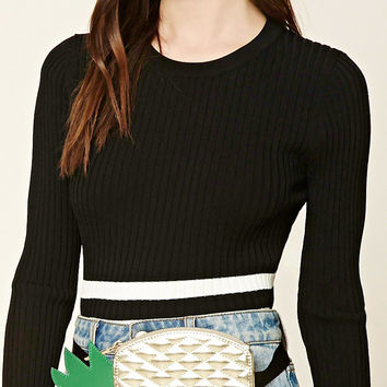 Metallic Pineapple Fanny Pack from Forever 21 745710f8ac3b