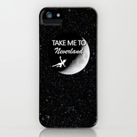 Take Me To Neverland iPhone & iPod Case by Amber Rose | Society6
