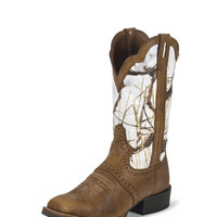 Justin Women's Tan Dakota Cow Boot - L7203