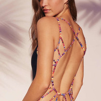 ale By Alessandra Baha Coast One-Piece Swimsuit - Urban Outfitters