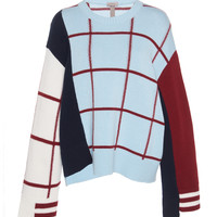Colorblock Combo Sweater | Moda Operandi