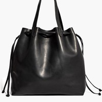 The Drawstring Transport Tote