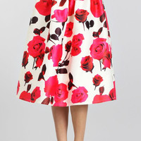 Sweet Rose Kiss Skirt