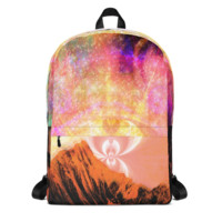 Collageno Collab || Backpack - Live In Love
