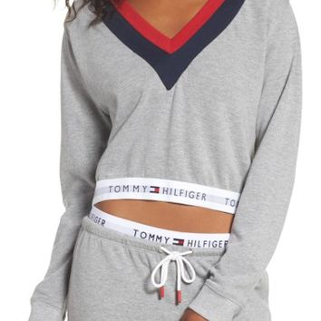 Tommy Hilfiger TH Retro Crop Top | Nordstrom