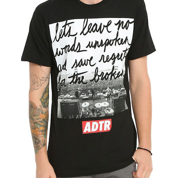 A Day To Remember Unspoken T-Shirt