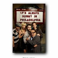 Its Always Sunny In Philadelphia Poster Tv Comedy Series 3079
