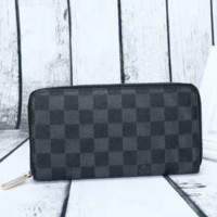 LV Women Leather Purse Wallet  Tote Handbag