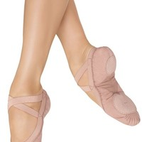 Bloch Elastic Ballet Slipper