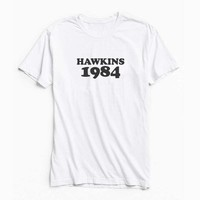 Stranger Things Hawkins 1984 Tee