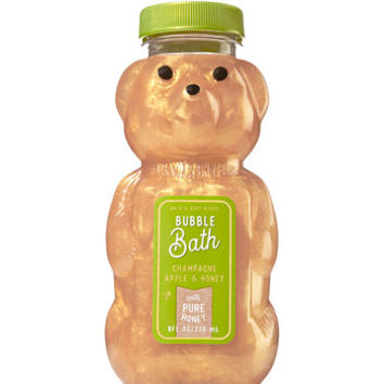 Champagne Apple & Honey Bubble Bath - Signature Collection | Bath And Body Works
