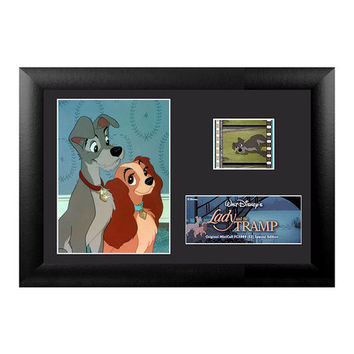 Lady and the Tramp Framed Film Cells Wall Art