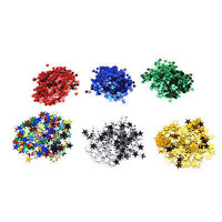 Wedding Sparkle Scatter Stars Table Confetti Foil Birthday Party Decor HU
