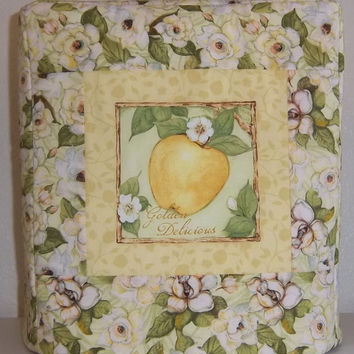 Kitchenaid Mixer Cover - Apple Blossoms