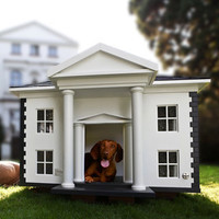 Dog Mansion - buy at Firebox.com