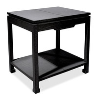 Jonathan Adler Preston Black Side Table