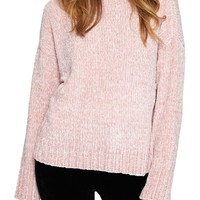 Sanctuary Chenille Sweater (Regular & Petite) | Nordstrom