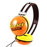 Reese's Peanut Butter Cups DJ Headphones