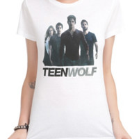 Teen Wolf Group Girls T-Shirt
