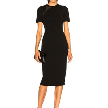 Cushnie et Ochs Gala Dress in Black | FWRD