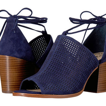 Vince Camuto Lindel Blue Note True Suede - Zappos.com Free Shipping BOTH Ways