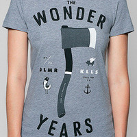 Girls The Wonder Years x GK Collab Tee - Glamour Kills Clothing