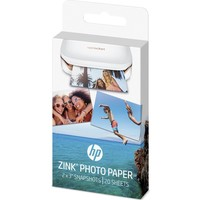ZINK 50 x 76 mm Photo Paper for HP Sprocket - 20 Sheets