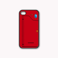 Pokemon Dexter Print on Hard Plastic And Rubber for iPhone 4/4s/5, Samsung Galaxy S3/S4 & iPod 4/5 Case. Choose the option