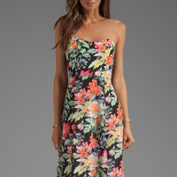 Nookie Full Bloom Maxi Dress in Floral from REVOLVEclothing.com