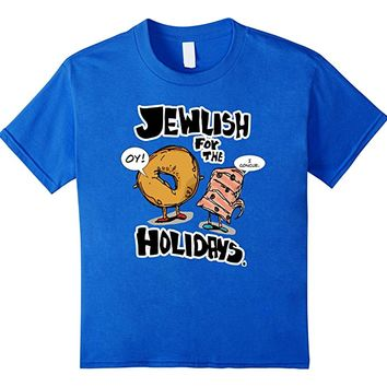 Jewlish T-shirt for the Holidays