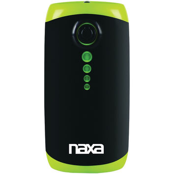 Naxa 4000mah Canteen Portable Power Pack