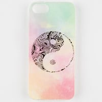 Wildflower Yin Yang Iphone 5/5S Case Multi One Size For Women 25407295701
