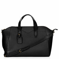 Croc Winged Luggage Bag