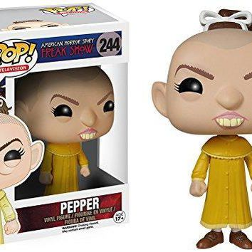 Original Funko pop American Horror Story 4 Freak Show - Pepper Vinyl Figure Collectible Model Toy with Original box