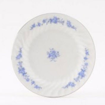 Royal Rose Porcelain Discount Dessert Plates Set of 6