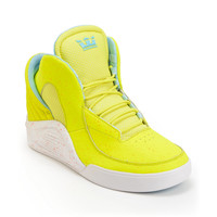 Lil Wayne SPECTRE By SUPRA Chimera Highlighter Yellow Shoe at Zumiez : PDP