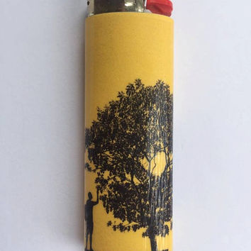 Jack Johnson Custom BIC Lighter