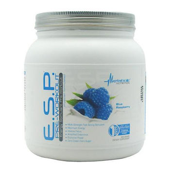 Metabolic Nutrition E.S.P. Pre-Workout, 90 Servings