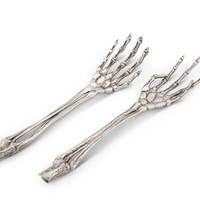 Skeleton Salad Server
