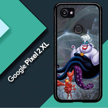 Ursula Octopus Little Mermaid D0096 Google Pixel 2 XL Custom Case