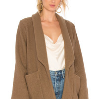 APIECE APART Big Sur Soft Blazer in Nutmeg | REVOLVE
