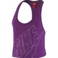Nike Women's Gym Vintage Cropped Tank Top | DICK'S Sporting Goods