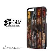 Ind Game Of Thrones House Of Legend DEAL-5582 Apple Phonecase Cover For Iphone 6/ 6S Plus