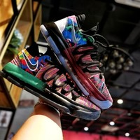 nike kevin durant kd 10 what the basketball shoe