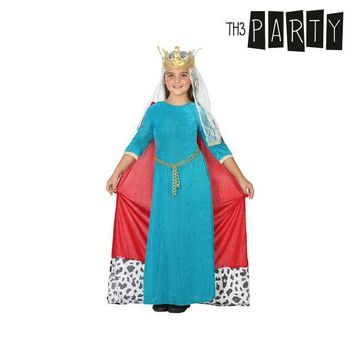 Costume for Children Th3 Party Medieval queen
