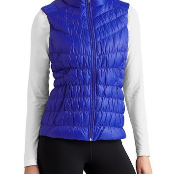 Athleta Womens Downalicious Deluxe Vest